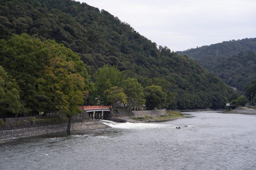 京都 一日旅行 宇治川