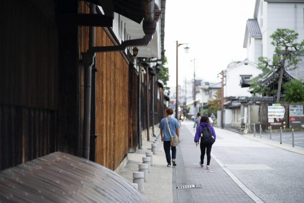 京都 中書島 伏見 酒蔵